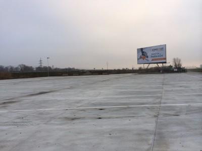 Hlavné parkovisko